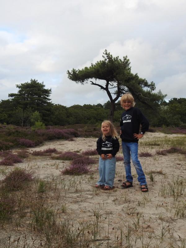 Kids sweater 'Zeebaars' - maat 110/116