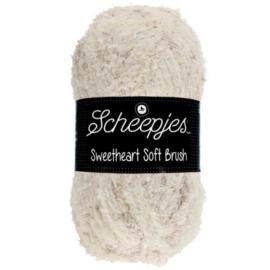 Sweet heart soft brush 532
