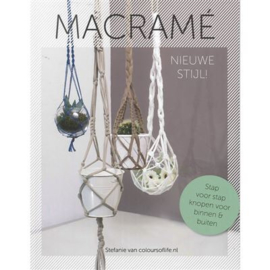 Macramé nieuwe stijl