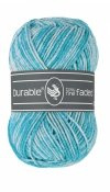 Cosy fine faded 371 turquoise