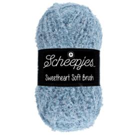 Sweet heart soft brush 531