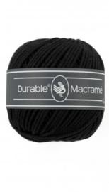 Macramé 325 Zwart