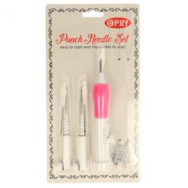 Opry Punch needle set