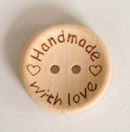 Knoop Handmade with love 15 mm