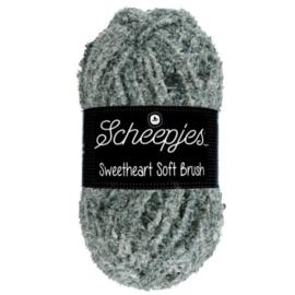 Sweet heart soft brush 528
