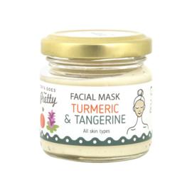 Turmeric & Tangerine Facial Mask