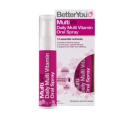 Multi Vit Daily multi vitamine Oral spray