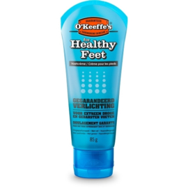 Healthy Feet tube