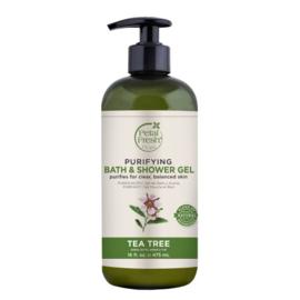 Bath & Shower Gel Tea Tree