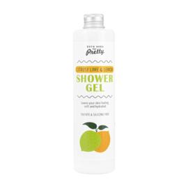 Citrusy Lime & Lemon Shower Gel