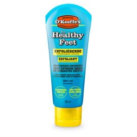 Healthy Feet Exfoliating