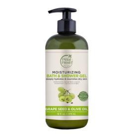 Bath & Shower Gel Grape Seed & Olive Oil