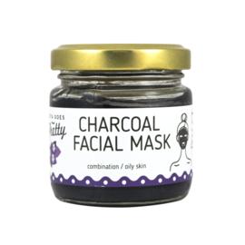 Charcoal face mask 70 gr
