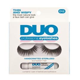 Professional Eyelashes D12 – Thin and wispy