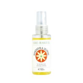 Leave-in Hair Oil Mandarin & Jasmine