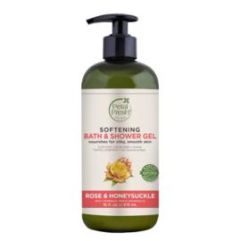 Bath & Shower Gel Rose & Honeysuckle