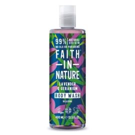 Body Wash Lavender & Geranium