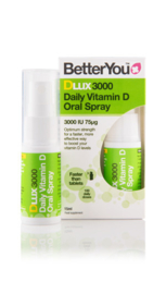 Betteryou D lux 3000 vitaminespray