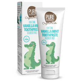 Vanilla Mint Toothpaste with Xylitol
