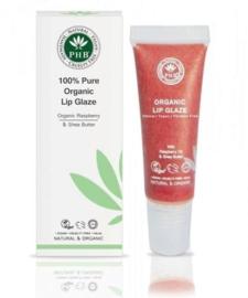 100% Pure Organic Lip Glaze: Cranberry