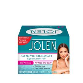 Creme Bleach Mild Formula plus Aloe Vera