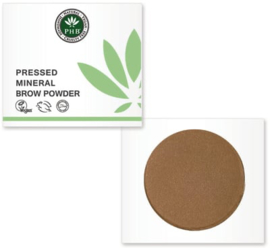 Pressed Mineral Brow Powder: Warm Blonde