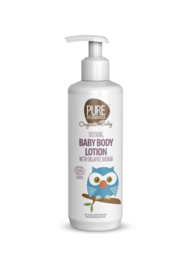 Soothing Baby Lotion with organic baobab 250
