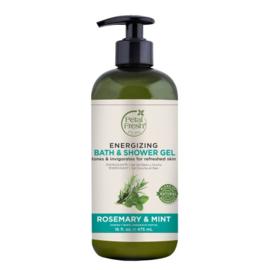 Bath & Shower Gel Rosemary & Mint