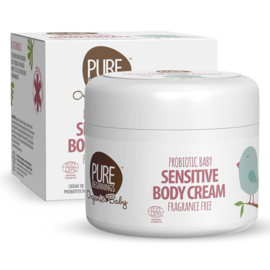 Probiotic Baby Sensitive Body Cream - fragrance free