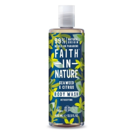 Body Wash Seaweed & Citrus