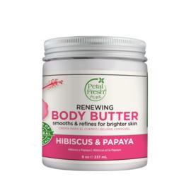 Body Butter Hibiscus & Papaya