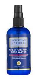 Moroccan Natural Finest Organic Bulgarian Rose Water 100ml