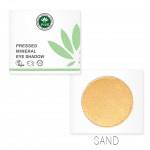 Pressed Mineral Eyeshadow: Sand