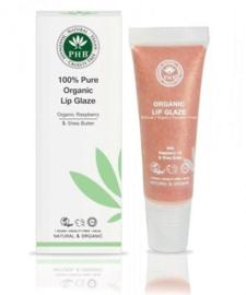 100% Pure Organic Lip Glaze: Blossom