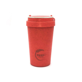 Travel cup  Coral