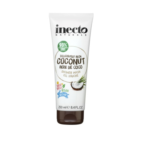 Inecto Coconut Shower wash
