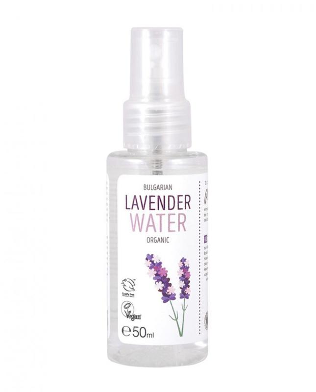 Lavender water organic 50 ml - Bulgaria