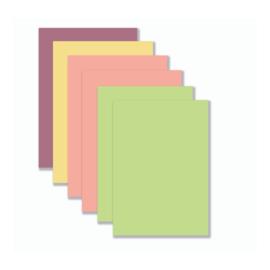 Achtergronden Happy Colors (12 stuks) YP