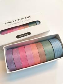 Washi Tape - Rainbow