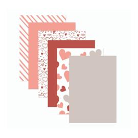 Achtergronden Valentijnsdag (12 stuks) YP