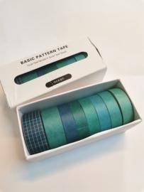 Washi Tape - Pattern Ocean