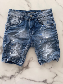 "Jeans Short ""Blauw"""