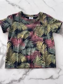 "T-Shirt ""Bladeren print"""