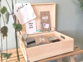 Memory Box klepdeksel ontwerp op maat