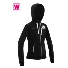 Full-zip hoodie (dames)