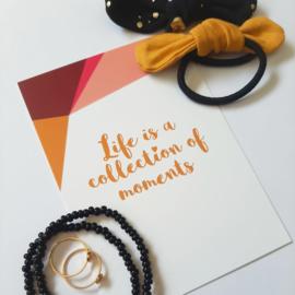 Postkaart - Moments
