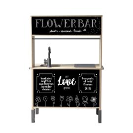 STCKERS  - FlowerBar Sticker Set