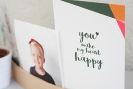 Postkaart - You