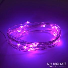 Ibiza Hairlights - Lila