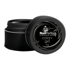 NailPerfect Color+ Gel Zwart